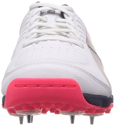 De Marino rosa Con Blanco 3 Zapatilla Evospeed Puma azul Cricket 1 Clavos Caballero YwqOPTIx