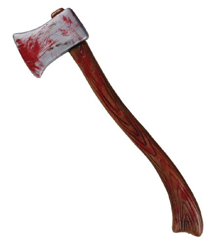 Axe Bloody Costume Accessory