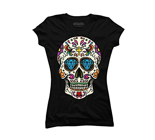 Flowers Juniors Tattoo T-shirt - 4