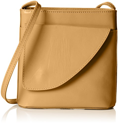 Linet Tracolla Marrone A taupe Donna Bags4less Borse OwFdpO