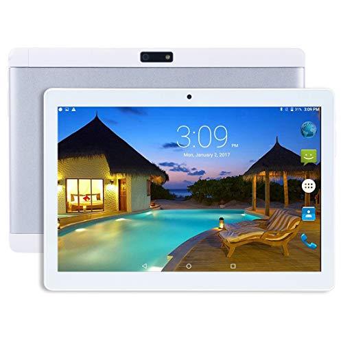 Beneve Último Tablet 2 + 32GB Almacenamiento Android 7.0 Nougat Dual Sim 4G Panel de 10.1 HD IPS Pulgadas, Procesador MTK...