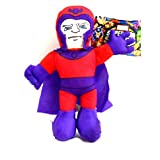 "Plush - Marvel Super Hero Squad - Magneto Soft Doll Toys New 9"""