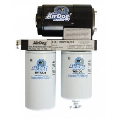 Image of Electric Fuel Pumps AirDog (A4SPBD004) Fuel Air Separation System