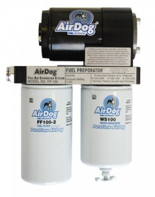 AirDog (A4SPBD004) Fuel Air Separation System (Best Lift Pump For Lml)