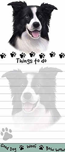 Border Collie List Pad
