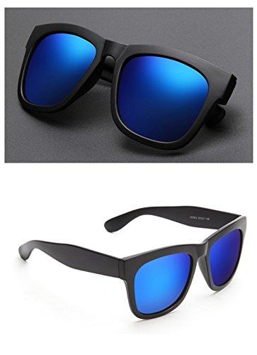 Color amp;Gafas Gafas Gafas ocultas sol Gafas de de B amp; protecciónn polarizadas sol de D sol LYM nuevas Gafas Gafas de UB76F