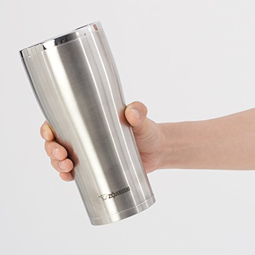 Zojirushi Sx Da60 Tumbler 20 Oz 0 6 L Stainless Steel Import It All