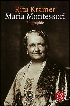 maria montessori eine biographie amazonde rita kramer anna freud bcher - Maria Montessori Lebenslauf