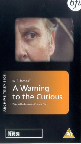 A Warning to the Curious [VHS]