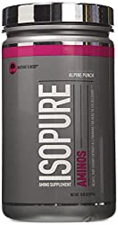 Isopure Amino are a forward-thinking formula to support comprehensive body and mind benefits. Proven BCAA's meet the new-to-the-world combination of Tart Cherry, an anti-inflammatory that helps reduce soreness following intense exercise, and L-The...
