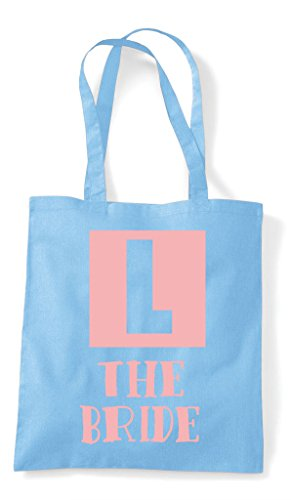 Hen Dosign Customised Red Sign Bag Personalised Learner Tote Party Shopper TXTwnrq6x