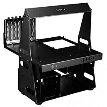 Lian Li PC-T60B ATX/Micro ATX Test Bench (Black)