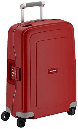 Samsonite S'cure Spinner, 34 litri, 40 x 20 x 55 cm, colore Rosso (Crimson Red)