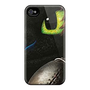 KellyLast Iphone 4/4s Anti-Scratch Hard Phone Cases Provide Private Custom Attractive How To Train Your Dragon 2 Image [Knq5595isRY]