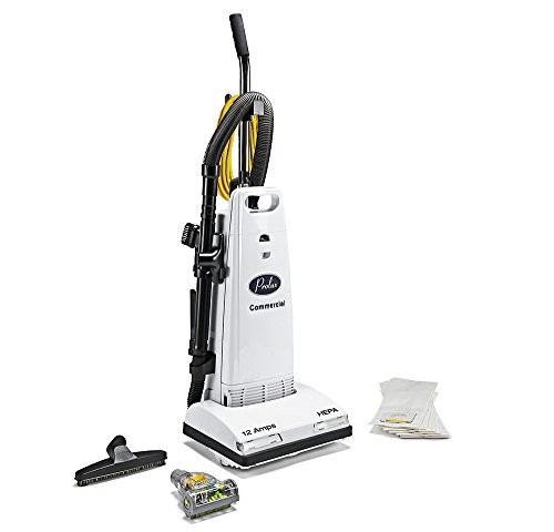 New Prolux 6000 Upright Commercial vacuum with on board tools,12 AMP Motor & 5 Year Warranty! Washable (Bypass Vacuum Motor)