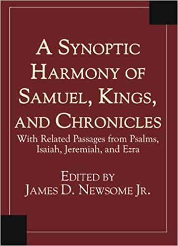 A Synoptic Harmony of Samuel, Kings, and Chronicles : With