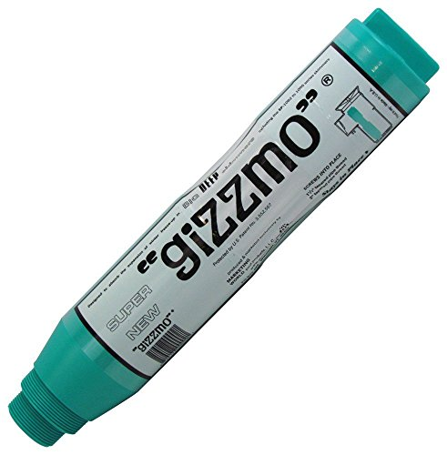 Gizzmo MWUG Ultra Skimmer Freeze Protection with Blowout Valve, 16- ()