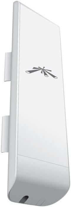 Ubiquiti Nanostation NSM5, 5GHz, 802.11a/n Hi-power 20 dBm Minimum, 2x2 MIMO AirMax TDMA PoE Station