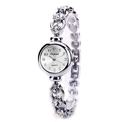 Watches New Pink Stainless Steel Female Bracelet Watches Elegant Women Business Clocks Rhinestones Thin Band Saats Hot Orologio Uomo Sophisticated Technologies