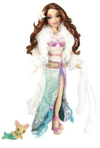 My Scene: Masquerade Madness - Mermaid Diva Chelsea by Mattel