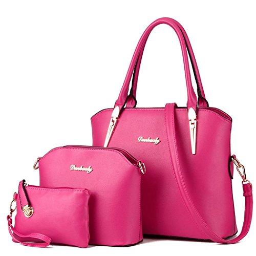 VINICIO Women's Fashionable Classical Gentlewomanly Elegant Shoulder Bag Large - Australia Online Shoping