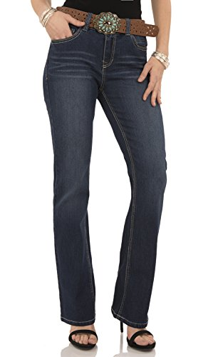 Angels Jeans Womens Signature Bootcut