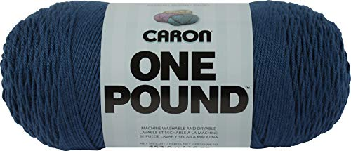 Caron 99550 One Pound Yarn-Ocean, Multipack of 12, Pack by Caron (Image #1)