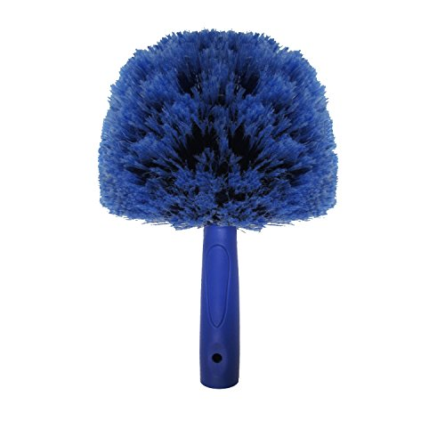 Ettore 48221 Cobweb Brush with Click-Lock Feature (Electrostatic Duster)
