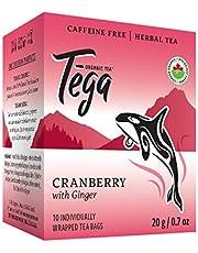 Tega Organic Tea 10 Count