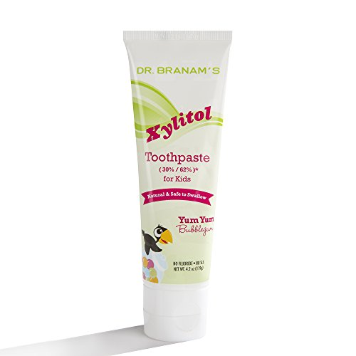 branam-oral-health-xylitol-toothpaste-for-kids-yum-yum-bubblegum-42-ounce