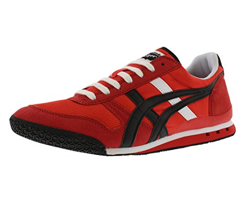 Asics Onitsuka Tiger Ultimate 81 Fashion Sneaker. Fiery R...
