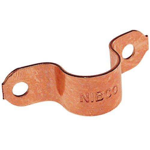 NIBCO 624 Series CU Wrot Copper Tube Strap, (624 Series)
