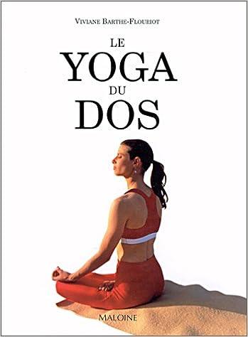 Livre gratuits Le yoga du dos pdf