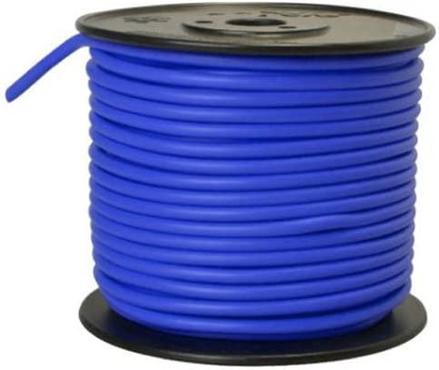 10 AWG Kalas Tinned Primary Wire Marine 25 to 100 Foot Lengths Green