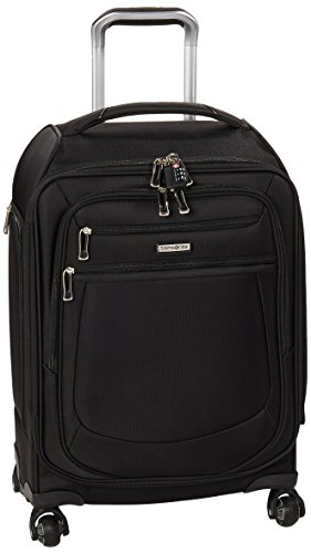 Samsonite Mightlight 2 Softside Spinner 21, Black by Samsonite