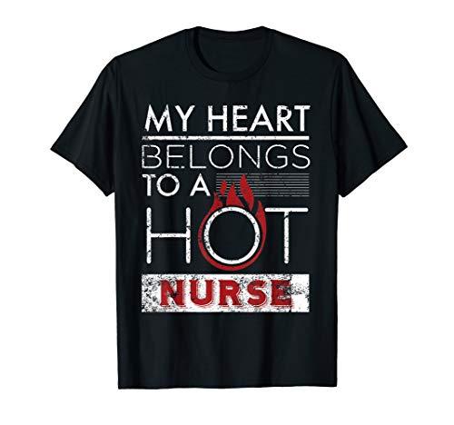 Valintines Day Nurse Shirt Valentines Day Present ahirt (Valintines Presents Day)