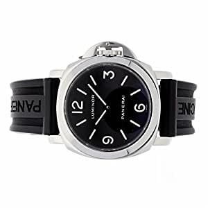 Panerai Luminor mechanical-hand-wind mens Watch PAM 002 (Certified Pre-owned)