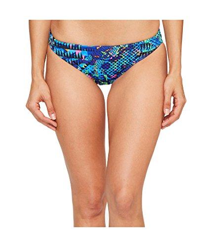 TYR Womens Machu Bikini Bottom, 462 Blue Mulit, X-Small ()