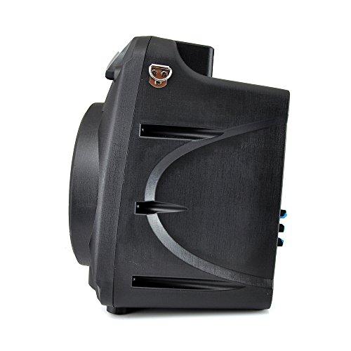 Wireless Portable Pa Speaker System 200 W Battery