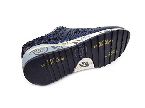 2944 Donna Blue Blu Ann Mainapps Premiata Sneaker 8nx05T