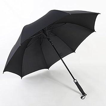 HAN-NMC Hombre Paraguas Paraguas Paraguas de Golf,B
