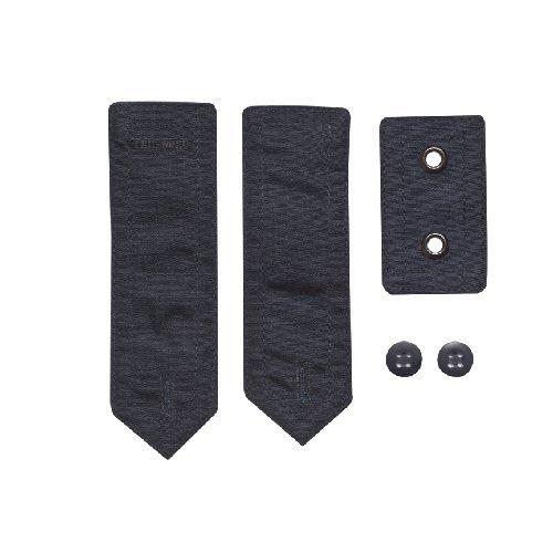 (Tru-Spec 24-7 Series Ultralight Epaulet/Badge Tab Kit Navy XL-4XL)