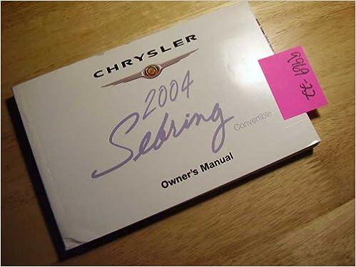 1999 chrysler sebring convertible service repair manual 99. Pdf by.