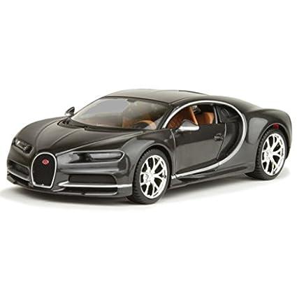 Buy Maisto 1:24 Bugatti Chiron - Grey Online at Low Prices in India on bugatti type 35 price, bugatti atlantic price, 2009 bugatti veyron price,