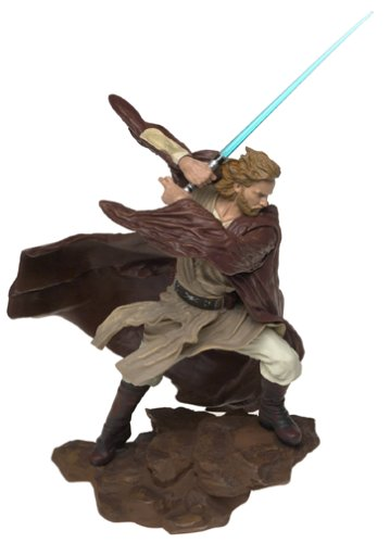 Star Wars: Episode 2 Unleashed Obi-Wan Kenobi Action Figure