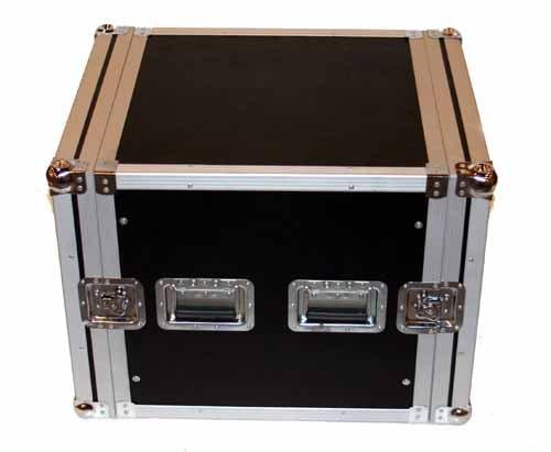 Seismic Audio - 10 SPACE RACK CASE for Amp Effect Mixer PA/DJ PRO Audio