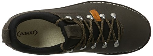 Brown dark Aku Senderismo 095 De Low Plus Badia Adulto Marrón Zapatillas Unisex wOqRvfw