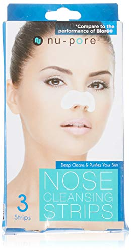 (Nu-Pore Nose Cleansing Strips )
