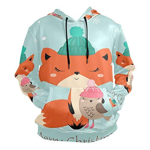 - Icicle Christmas Lights Unisex 3D Novelty Hoodie Hooded Sweatshirt Pocket Cool Sweatshirt Casual