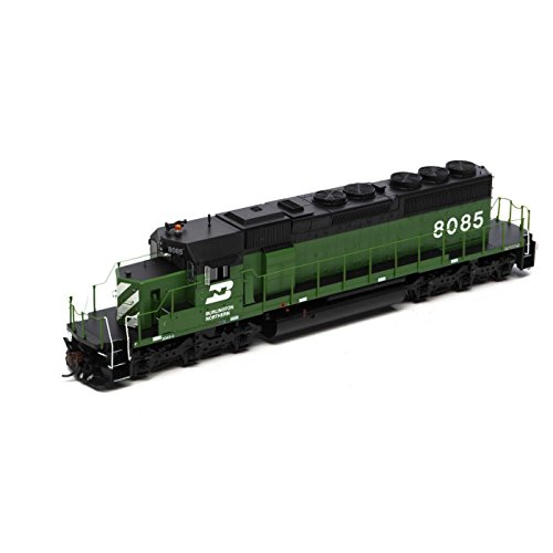HO RTR SD40-2 w/DCC & Sound, BN - Ho Athearn Handrail